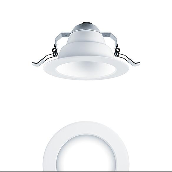 Credos Downlight 14W E150 1/14W LED940 WH