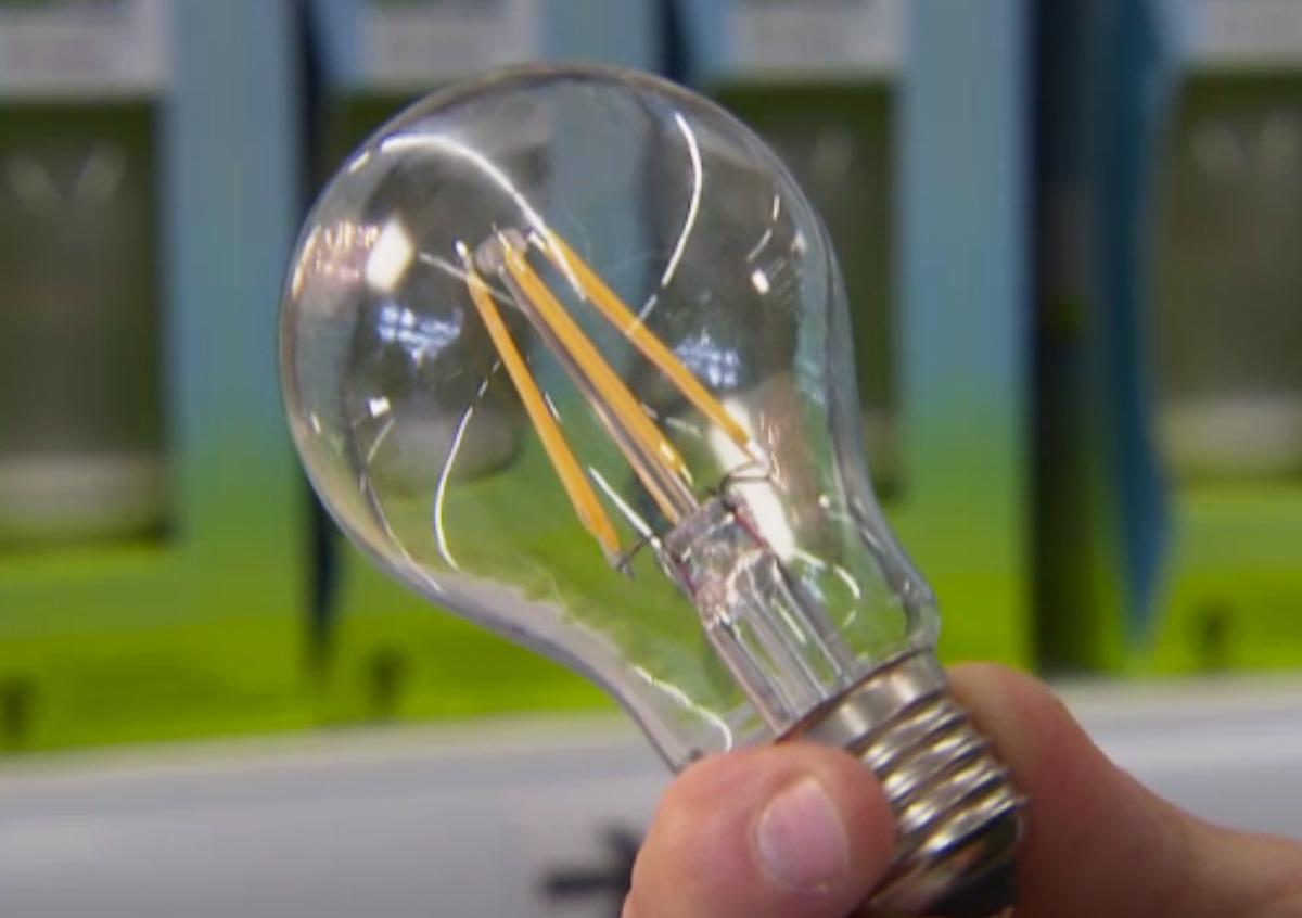 LED Fadenlampe